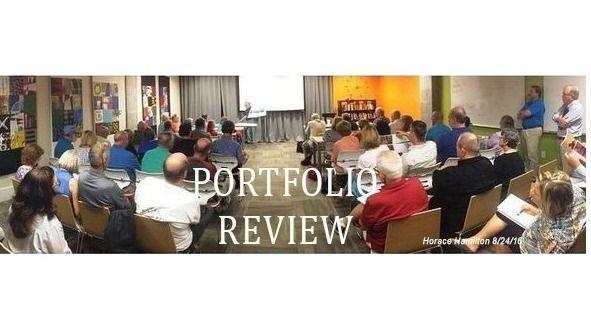 GWINNETT: Stewart Woodard, Portfolio Review & Basics of the new GNPA Website