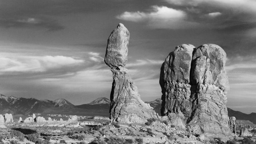 Eric Bowles: Black and White Nature Photography–Landscapes and More
