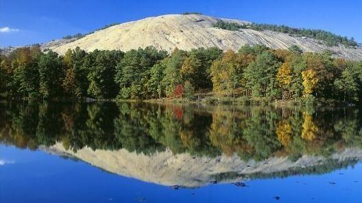 Photography at Stone Mountain Park with Larry Winslett