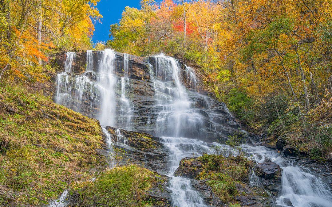 Don't Miss Amicalola Falls